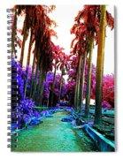 Lovely Spot Spiral Notebook