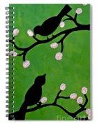 Lovers Gaze Spiral Notebook