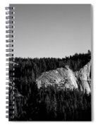 Lovers Leap Spiral Notebook