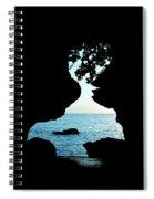 Lovers Rock Spiral Notebook