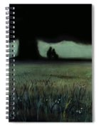 Lovers Tree Spiral Notebook