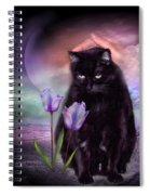 Loving My Kitty Spiral Notebook