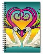 Loving Souls Spiral Notebook