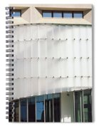 Low Angle View Of A Building, Dr. A. H Spiral Notebook