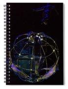 Low Budget Spacecraft Spiral Notebook
