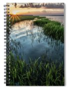 Low Country Sunset Spiral Notebook