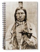 Low Dog Sioux Spiral Notebook