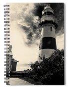 Low Head Lighthouse Spiral Notebook