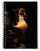 Low Key Duck Spiral Notebook