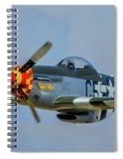 Low Pass Spiral Notebook