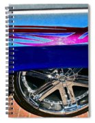 Low Profile Spiral Notebook