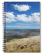 Low Tide In Paradise - Key West Spiral Notebook