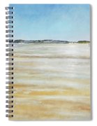 Low Tide North Spiral Notebook