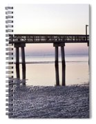 Low Tide Reflected Gp Spiral Notebook