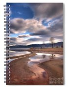 Low Waters Spiral Notebook