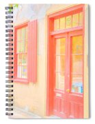 Lowcountry Catfish Row Spiral Notebook