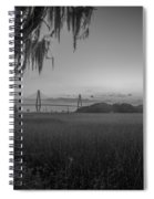 Lowcountry Ghost Spiral Notebook