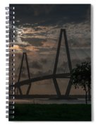 Lowcountry Grace Spiral Notebook