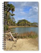 Lowcountry Lagoon Spiral Notebook