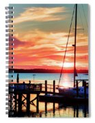 Lowcountry Leisure Spiral Notebook