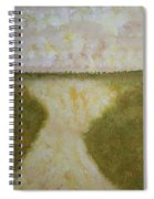 Lowcountry Marsh Original Painting Spiral Notebook