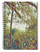 Lowcountry Summer Spiral Notebook