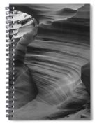 Lower Antelope Canyon 2 7843 Spiral Notebook