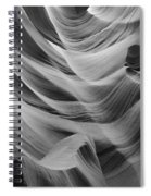 Lower Antelope Canyon 2 7871 Spiral Notebook
