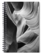 Lower Antelope Canyon 2 7875 Spiral Notebook