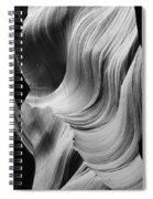Lower Antelope Canyon 2 7877 Spiral Notebook