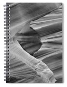 Lower Antelope Canyon 2 7888 Spiral Notebook