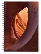 Lower Antelope Canyon 2 7898 Spiral Notebook