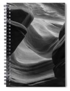 Lower Antelope Canyon 2 7902 Spiral Notebook