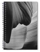 Lower Antelope Canyon 2 7923 Spiral Notebook