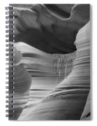 Lower Antelope Canyon 2 7934 Spiral Notebook