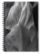 Lower Antelope Canyon 2 7946 Spiral Notebook