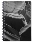 Lower Antelope Canyon 2 7963 Spiral Notebook