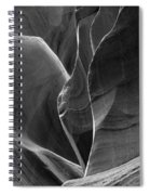 Lower Antelope Canyon 2 7968 Spiral Notebook