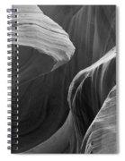 Lower Antelope Canyon 2 7972 Spiral Notebook