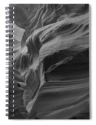Lower Antelope Canyon 2 7987 Spiral Notebook