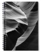Lower Antelope Canyon 2182 Spiral Notebook