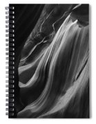 Lower Antelope Canyon 2199 Spiral Notebook