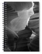 Lower Antelope Canyon 2214 Spiral Notebook
