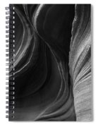 Lower Antelope Canyon 2217 Spiral Notebook