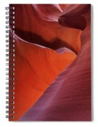 Lower Antelope Canyon 7724 Spiral Notebook
