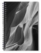 Lower Antelope Canyon 7746 Spiral Notebook