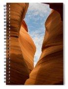 Lower Antelope Slot Canyon, Page, Arizona Spiral Notebook