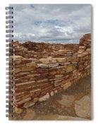 Lower Box Canyon Ruin Spiral Notebook