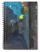 Lower East Side Spiral Notebook