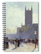 Lower Fifth Avenue Spiral Notebook